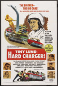 """Movie Posters:Sports, Tiny Lund: Hard Charger (Marathon Pictures, 1967). One Sheet (27"""" X 41""""). Sports Biography. ..."""