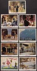 "Movie Posters:Academy Award Winner, The Sound of Music (20th Century Fox, 1965). Roadshow Lobby CardSet of 9 (11"" X 14""). Academy Award Winner. ... (Total: 9 Items)"
