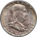 Franklin Half Dollars: , 1953 50C MS66 PCGS. CAC. PCGS Population (69/0). NGC Census:(45/1). Mintage: 2,600,000. Numismedia Wsl. Price for problem ...