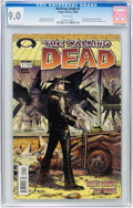 Modern Age (1980-Present):Horror, Walking Dead #1 (Image, 2003) CGC VF/NM 9.0 White pages....