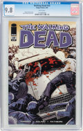 Modern Age (1980-Present):Horror, Walking Dead #59 (Image, 2009) CGC NM/MT 9.8 White pages....