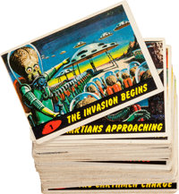 Mars Attacks Trading Cards Group (Topps, 1962).... (Total: 51 Items)