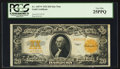 Large Size:Gold Certificates, Fr. 1187* $20 1922 Gold Certificate PCGS Very Fine 25PPQ.. ...