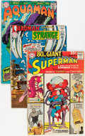 Silver Age (1956-1969):Miscellaneous, DC Silver/Bronze Age Reading Copy Group (DC, 1960s-70s) Condition: Average FR.... (Total: 30 Comic Books)