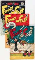 Golden Age (1938-1955):Funny Animal, DC Golden and Silver Age Humor Comics Group (DC, 1950s-'60s)Condition: Average GD.... (Total: 46 Comic Books)