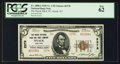 National Bank Notes:New York, Nyack, NY - $5 1929 Ty. 2 The Nyack NB & TC Ch. # 2378. ...