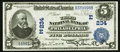 National Bank Notes:Pennsylvania, Philadelphia, PA - $5 1902 Date Back Fr. 590 The Third NB Ch. #(E)234. ...