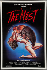 """The Nest (Concorde/Trinity, 1988). One Sheet (27"""" X 41""""). Science Fiction"""