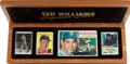 "Autographs:Sports Cards, Signed Ted Williams ""Signature Series"" Ceramic Boxed Set. ..."