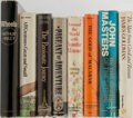 Books:First Editions, [Fiction]. Group of Eight. Various publishers. Eight titles, manyfirst edition, including works by James Herriot, Patrick... (Total:8 Items)