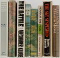 Books:First Editions, [Fiction]. Group of Eight. Various Publishers. First editionfiction titles including works from Alexander Kluge, Paul Wat...(Total: 8 Items)