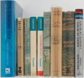 Books:First Editions, [Sea Narratives]. Group of Nine. Various publishers. Nine firstedition sea narratives including works from Hamish Hamilto...(Total: 9 Items)