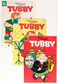 Silver Age (1956-1969):Humor, Marge's Tubby Group (Dell, 1956-60) Condition: Average VF.... (Total: 16 Comic Books)