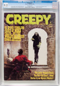 Magazines:Horror, Creepy #3 (Warren, 1965) CGC NM- 9.2 Off-white pages....