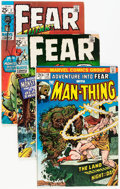 Bronze Age (1970-1979):Horror, Marvel Bronze Age Horror Comics Box Lot (Marvel, 1970s) Condition:Average VG....