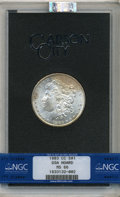 GSA Dollars: , 1883-CC $1 GSA HOARD MS66 NGC. NGC Census: (613/21). PCGSPopulation (1/1). ...