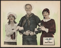 """Movie Posters:Action, The Blue Eagle (Fox, 1926). Lobby Card (11"""" X 14""""). Action.. ..."""