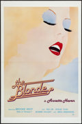 """Movie Posters:Adult, The Blonde (Artimi, 1980). One Sheet (27"""" X 41""""). Flat Folded. Adult.. ..."""