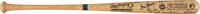 1969 New York Mets Multi Signed Bat - World Championship Season!