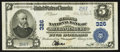 National Bank Notes:Pennsylvania, Mechanicsburg, PA - $5 1902 Plain Back Fr. 598 The Second NB Ch. #326. ...