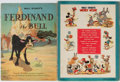 Books:Children's Books, [Disney]. Group of Two. Whitman Publishing, ca. 1930's. Originallinen-like wrappers. Light thumbsoiling and toning. Slight ...(Total: 2 Items)