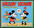 """Movie Posters:Animation, Mickey Mouse Movie Stories & Others Lot (Harry N. Abrams, Inc.,1988). Hard Cover Book (197 Pages, 6.75"""" X 8.25""""), Soft Cove...(Total: 6 Items)"""