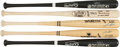 Baseball Collectibles:Bats, Jose Canseco and Darryl Strawberry Signed Bats Lot of 5....