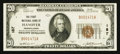 National Bank Notes:Pennsylvania, Hanover, PA - $20 1929 Ty. 1 The First NB Ch. # 187. ...