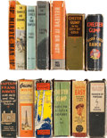 Big Little Book:Miscellaneous, Big Little Book Group (Whitman, 1930s) Condition: Average VG....(Total: 13 Comic Books)