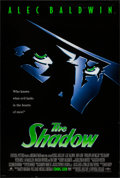 "Movie Posters:Adventure, The Shadow (Universal, 1994). One Sheet (27"" X 40"") Advance.Adventure.. ..."