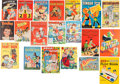Memorabilia:Miscellaneous, Coloring/Painting/Story Book Group (Various Publishers, 1930s-40s) Condition: Average VF.... (Total: 20 Items)