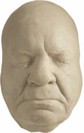 Movie/TV Memorabilia:Memorabilia, Tor Johnson Life Mask. A life mask of the Plan 9 From OuterSpace actor, made by Don Post Studios to design a series of ...(Total: 1 Item)