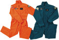 """Movie/TV Memorabilia:Costumes, """"SeaQuest DSV"""" Screen-Worn Costumes and Props. Behind the surface lies the future, and by the mid 21st century the TV series... (Total: 1 Item)"""