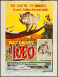 "Movie Posters:Adventure, The Legend of Lobo & Other Lot (Buena Vista, 1962). Posters (2)(30"" X 40""). Adventure.. ... (Total: 2 Items)"