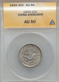 China:Kiangnan, China: Kiangnan. Kuang-hsü 20 Cents CD (1899),...