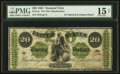 Large Size:Demand Notes, Fr. 11a $20 1861 Demand Note PMG Choice Fine 15 Net.. ...