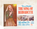 Memorabilia:Movie-Related, The Song of Bernadette Movie Poster (Twentieth Century Fox,1943)....