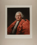 "Books:Prints & Leaves, Sydney E. Wilson, artist. Mezzotint Print of English Judge SirCharles Hay, Lord Newton (1740-1811). 20"" x 25"", view area 15..."
