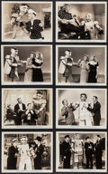 """Movie Posters:Comedy, Cracked Nuts (Universal, 1941). Portrait and Scene Photos (23) (8"""" X 10""""). Comedy.. ... (Total: 23 Items)"""