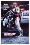 Memorabilia:Poster, Robocop One Sheet Movie Poster (Orion, 1987)....