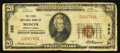 National Bank Notes:Pennsylvania, Mercer, PA - $20 1929 Ty. 1 The First NB Ch. # 392. ...