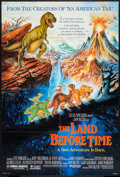 "Movie Posters:Animation, The Land Before Time (Universal, 1988). One Sheet (27"" X 41""). Animation.. ..."