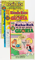 Bronze Age (1970-1979):Cartoon Character, Richie Rich and Gloria #1-25 File Copy Group (Harvey, 1977-82)Condition: Average NM-.... (Total: 69 Comic Books)