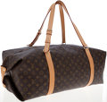 Luxury Accessories:Travel/Trunks, Louis Vuitton Classic Monogram Canvas Kabul Garment/Duffle TravelBag. ...