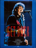 "Movie Posters:Rock and Roll, Paul McCartney: Get Back (New Line, 1991). French Grande (45.5"" X62""). Rock and Roll.. ..."