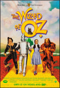 """Movie Posters:Fantasy, The Wizard of Oz (Warner Brothers, R-1999). Video Poster (27"""" X40"""") SS. Fantasy.. ..."""