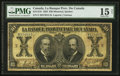 Canadian Currency: , Montreal, PQ- La Banque Provinciale Du Canada $10 Aug. 1, 1928 Ch. # 615-14-18. ...