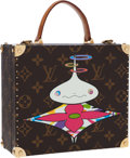 Luxury Accessories:Bags, Louis Vuitton Limited Edition Takashi Murakami Jewelry Box. ...