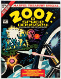 Bronze Age (1970-1979):Miscellaneous, 2001: A Space Odyssey Treasury Special (Marvel, 1976) Condition:NM....