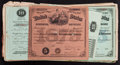 Miscellaneous:Other, Manufacturer of Tobacco Special Tax Stamps. ... (Total: 136 items)